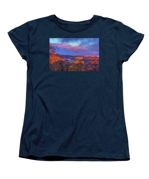 Sunrise Light Women's T-Shirt (Standard Cut) by Marc Crumpler