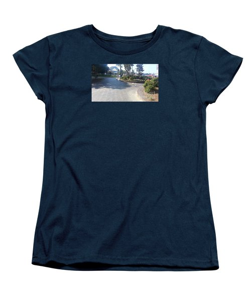 Sydney Harbor Bridge Women's T-Shirt (Standard Cut) by Bev Conover