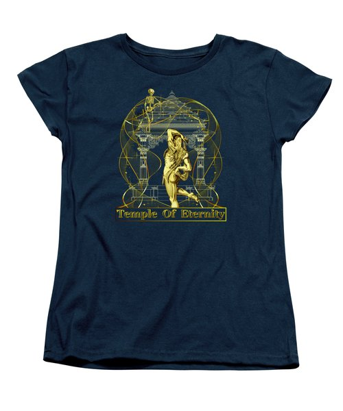 Temple Of Eternity Women's T-Shirt (Standard Cut)