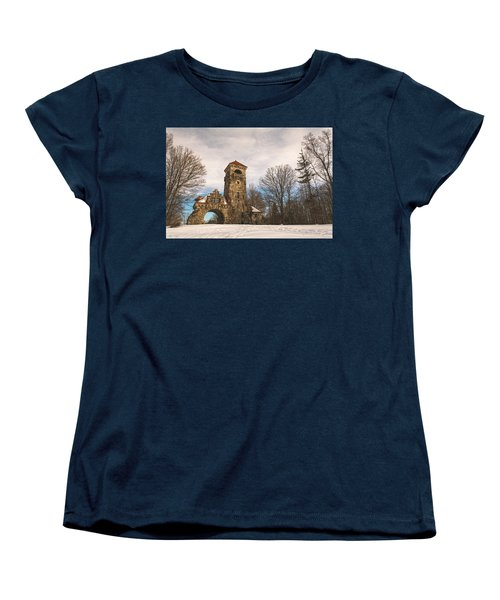 The Entrance Women's T-Shirt (Standard Cut) by Angelo Marcialis