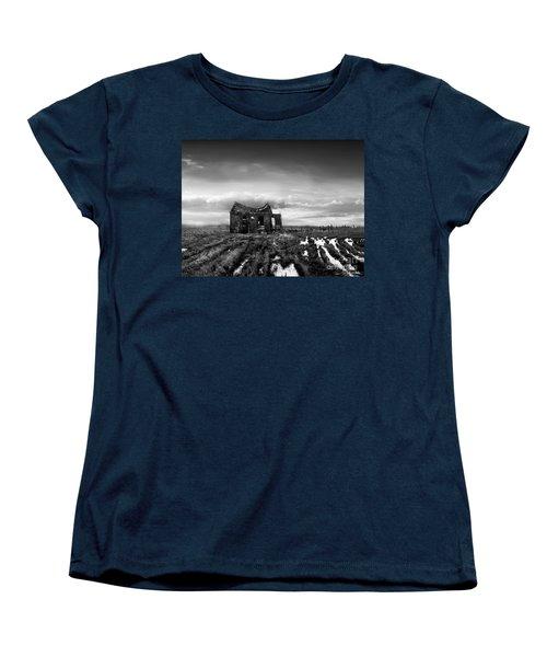 The Shack Women's T-Shirt (Standard Cut) by Dana DiPasquale
