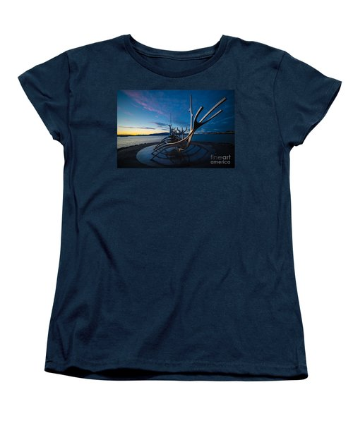 The Sun Voyager  Women's T-Shirt (Standard Cut) by Mariusz Czajkowski