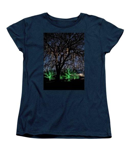 'tis The Season Women's T-Shirt (Standard Cut) by Eduard Moldoveanu