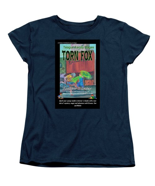 Torn Fox Women's T-Shirt (Standard Cut)