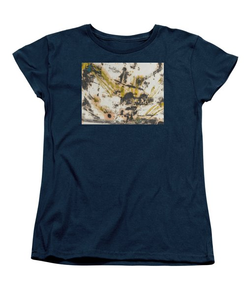 Women's T-Shirt (Standard Cut) featuring the painting Untitled  by Patrick Morgan