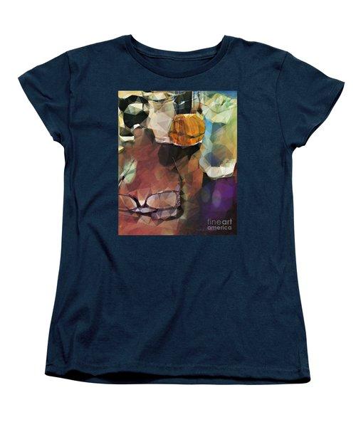 Waiting Women's T-Shirt (Standard Cut) by Kathie Chicoine