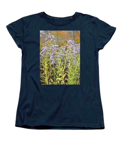 Women's T-Shirt (Standard Cut) featuring the photograph Whimsy by Deborah  Crew-Johnson