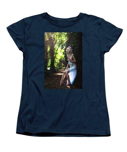 Apsarasa Women's T-Shirt (Standard Cut) by Traven Milovich