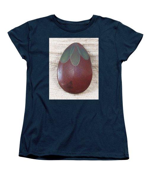 1390 Eggplant Women's T-Shirt (Standard Cut) by Dianne Brooks