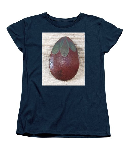 1390 Eggplant Women's T-Shirt (Standard Cut)