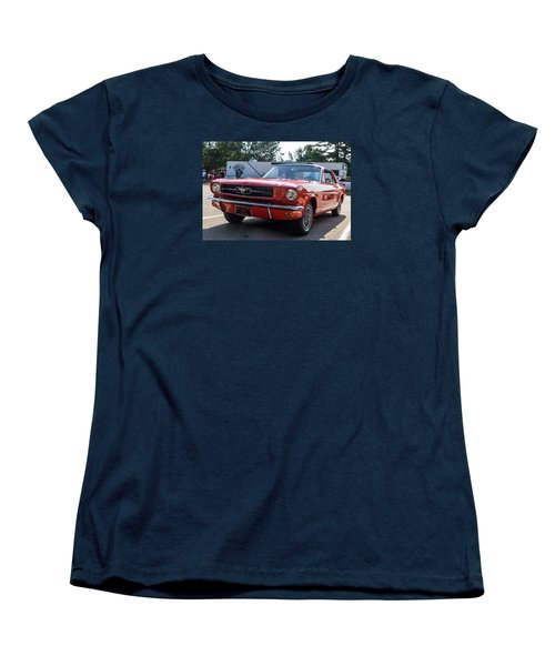 Hall County Sheriffs Office Show And Shine Car Show Women's T-Shirt (Standard Cut) by Michael Sussman