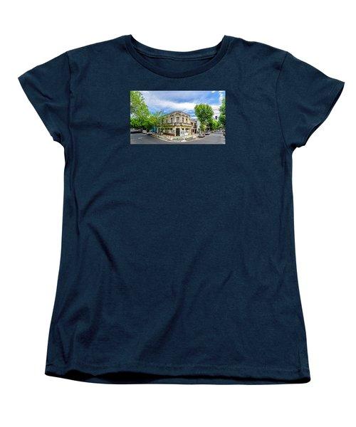 1899 Women's T-Shirt (Standard Cut) by Randy Scherkenbach