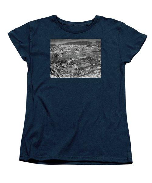 1930's Northern Manhattan Aerial  Women's T-Shirt (Standard Cut)