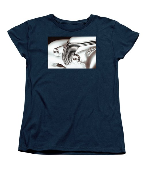 1938 Hispano-suiza H6b Xenia Front Women's T-Shirt (Standard Cut) by Wade Brooks