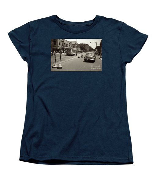 1940's Inwood Trolley Women's T-Shirt (Standard Cut)
