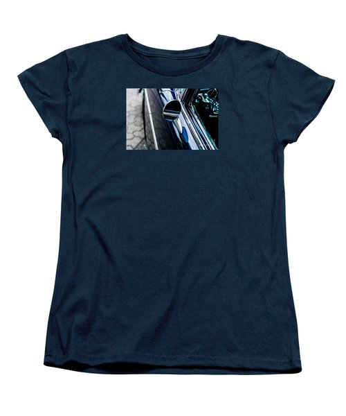 Women's T-Shirt (Standard Cut) featuring the photograph 1950s Chevrolet by M G Whittingham