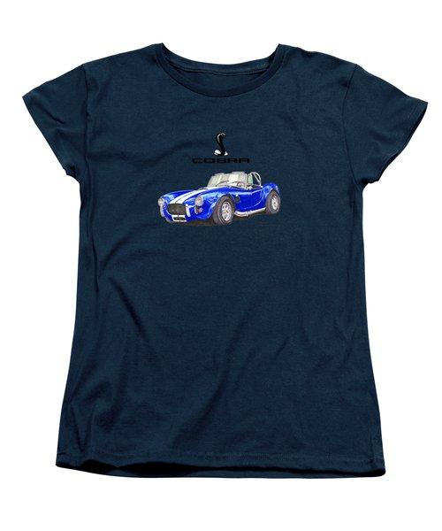 1966 Snake On A Shirt Women's T-Shirt (Standard Cut) by Jack Pumphrey