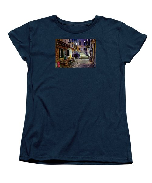 An Evening In Venice Women's T-Shirt (Standard Cut)