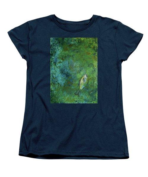 Algae Bloom Women's T-Shirt (Standard Cut)
