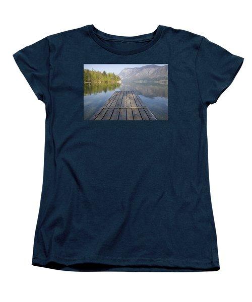 Alpine Clarity Women's T-Shirt (Standard Cut)