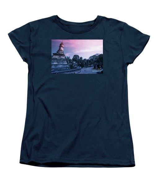 Artistic Of Chedi Women's T-Shirt (Standard Cut) by Atiketta Sangasaeng