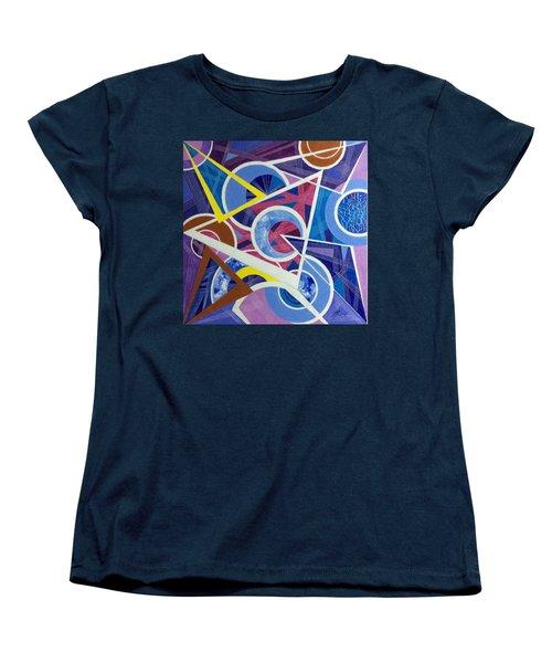Autumn Women's T-Shirt (Standard Cut) by Hang Ho