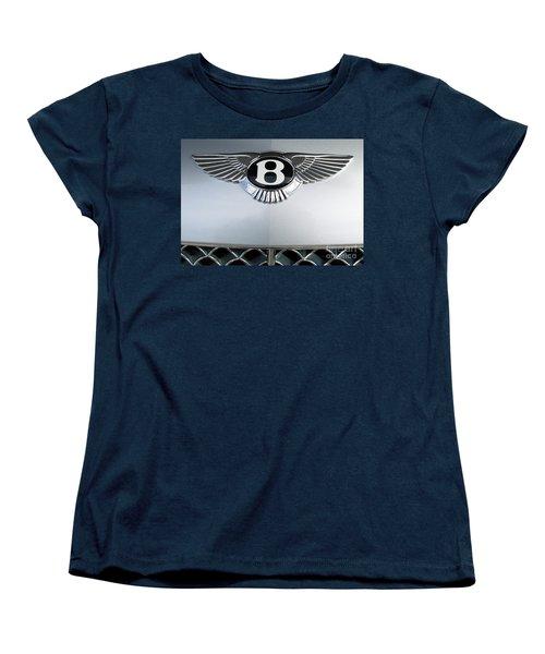Bentley Emblem Women's T-Shirt (Standard Cut)