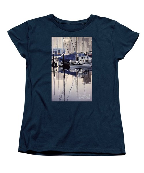 City Mooring Women's T-Shirt (Standard Cut)