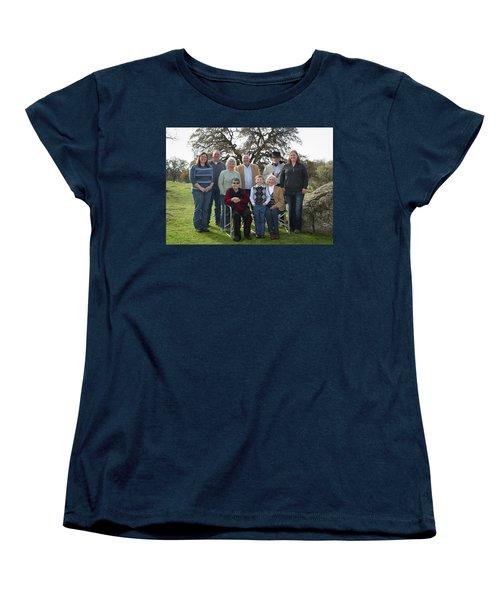 2 Women's T-Shirt (Standard Cut) by Diane Bohna
