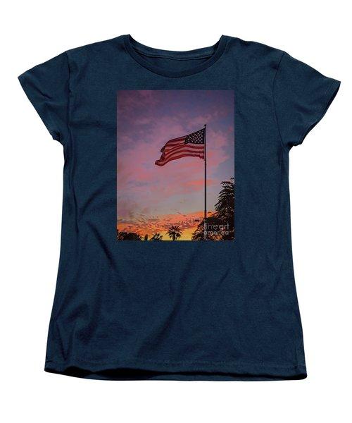 Women's T-Shirt (Standard Cut) featuring the photograph Freedom by Robert Bales