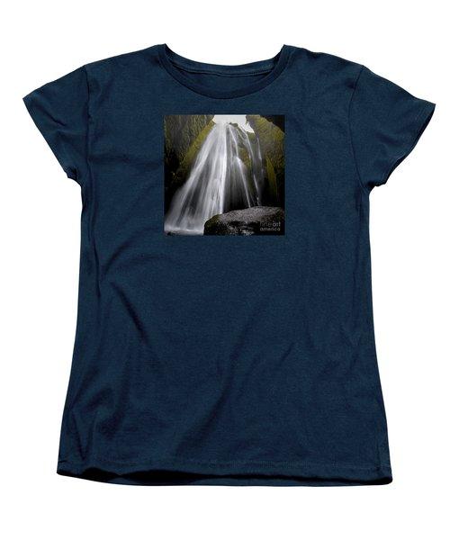 Gljufrabui Women's T-Shirt (Standard Cut) by Gunnar Orn Arnason