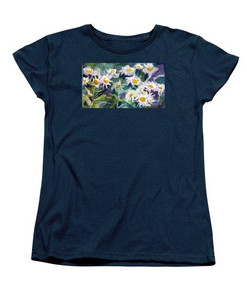 Little Asters Women's T-Shirt (Standard Cut) by Jan Bennicoff