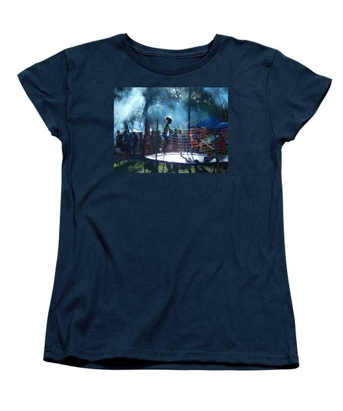 Women's T-Shirt (Standard Cut) featuring the photograph Monday Monday by Beto Machado