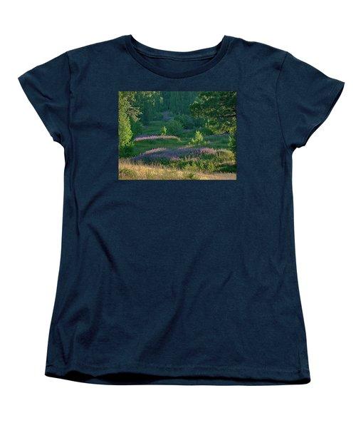 Summer Time Women's T-Shirt (Standard Cut) by Vladimir Kholostykh