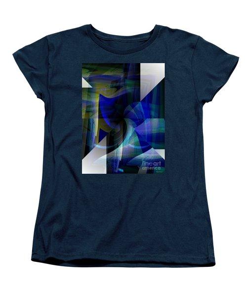 Transparency 4   Women's T-Shirt (Standard Cut) by Thibault Toussaint