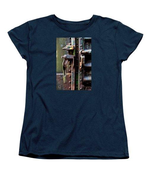 Unhinged Women's T-Shirt (Standard Cut) by Newel Hunter
