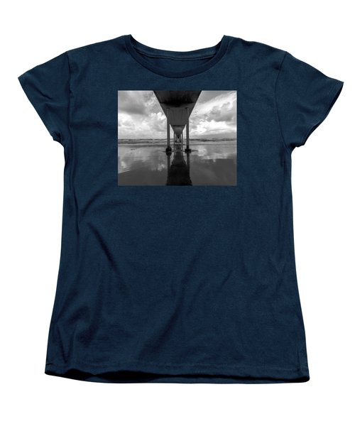 Untitled Women's T-Shirt (Standard Cut) by Ryan Weddle