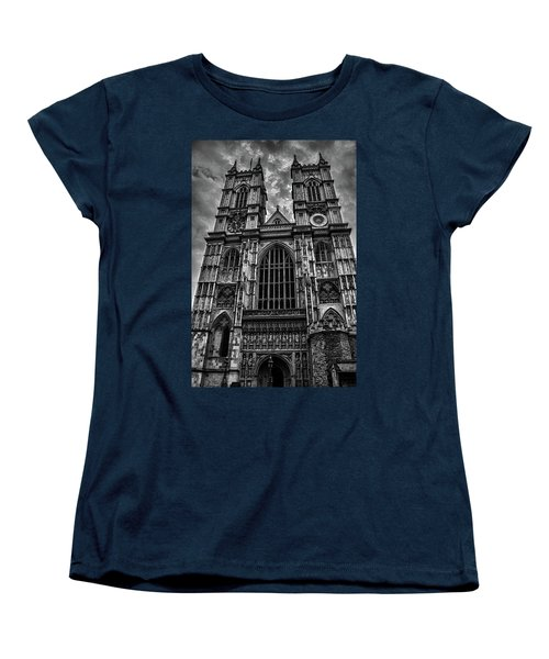 Westminster Abbey Women's T-Shirt (Standard Cut)