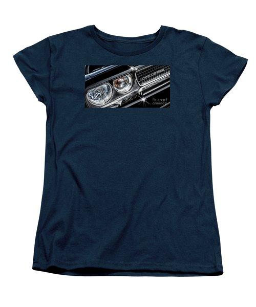 Women's T-Shirt (Standard Cut) featuring the photograph 2009 Dodge Challenger by Brad Allen Fine Art