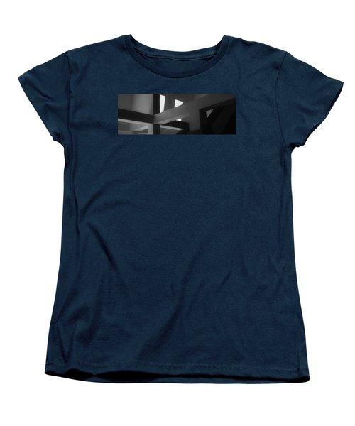 25 Shades Of Grey  Women's T-Shirt (Standard Cut) by John Glass