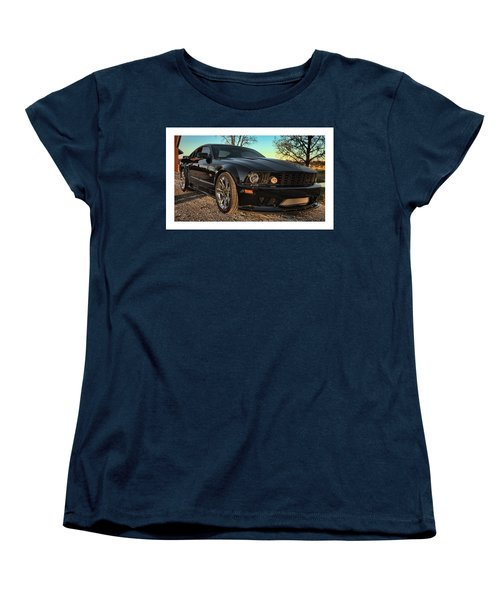 3 Women's T-Shirt (Standard Cut) by John Crothers