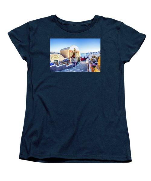 Oia, Santorini - Greece Women's T-Shirt (Standard Cut)