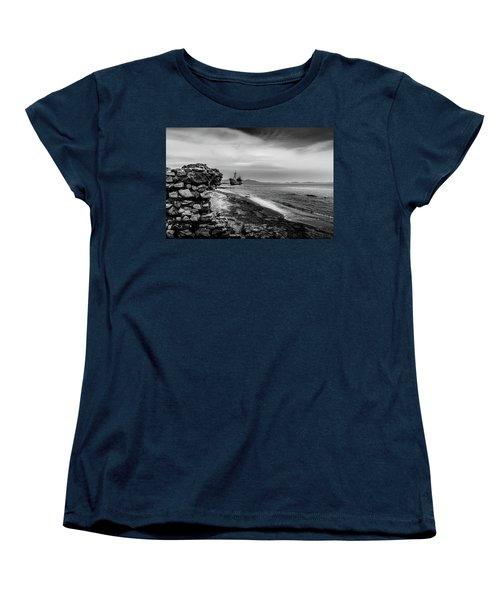 // Women's T-Shirt (Standard Cut) by Stavros Argyropoulos