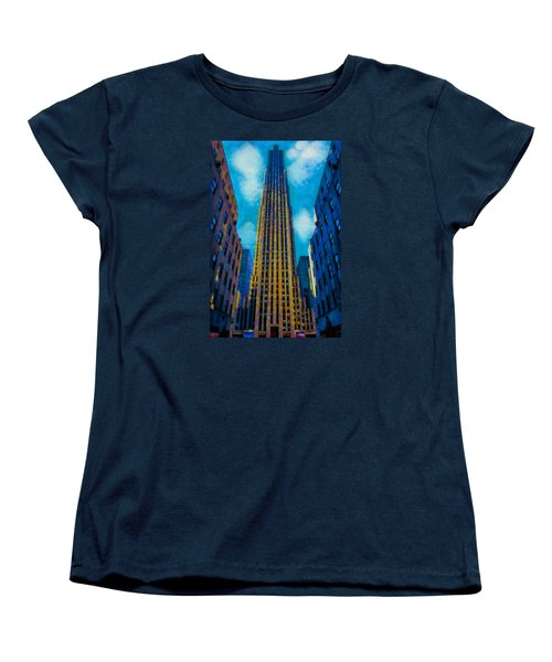 30 Rock Women's T-Shirt (Standard Cut) by Kai Saarto