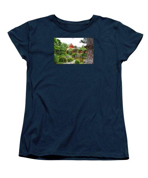 33 Sanjusangendo 1 Women's T-Shirt (Standard Cut) by Eva Kaufman