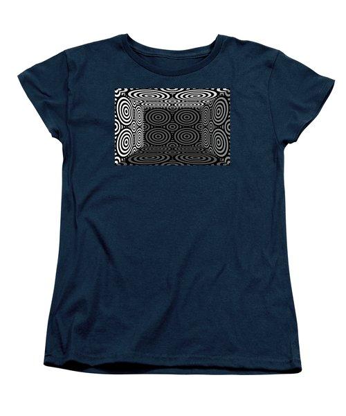 Women's T-Shirt (Standard Cut) featuring the photograph 3d Mg553dw by Mike McGlothlen