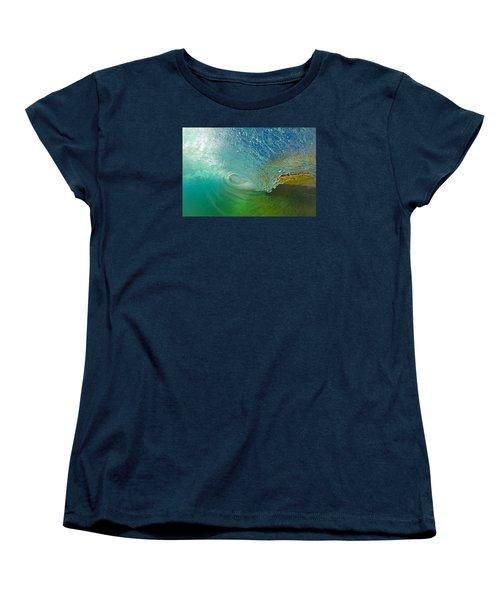 In The Tube Women's T-Shirt (Standard Cut)