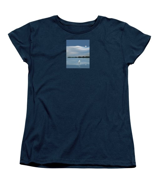 4218 Women's T-Shirt (Standard Cut) by Peter Holme III