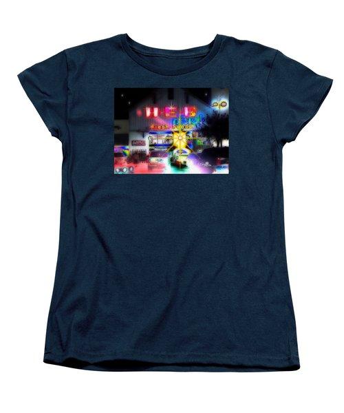 #4570_heb_1_arty Women's T-Shirt (Standard Cut) by Barbara Tristan