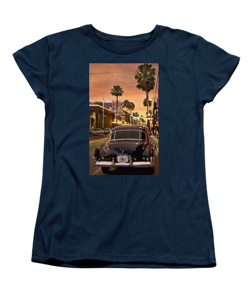 Women's T-Shirt (Standard Cut) featuring the photograph 48 Cadi by Steven Sparks